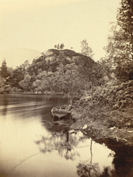 Loch Katrine, Looking West